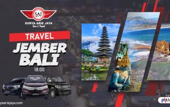 Travel Jember Bali SAJ