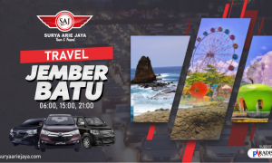 Travel Jember Batu SAJ