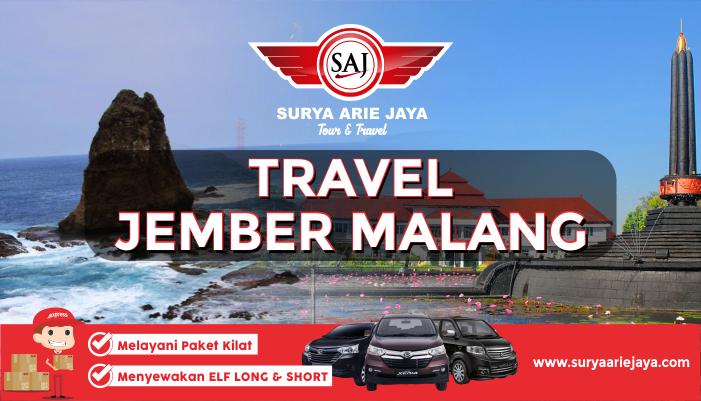 Travel Jember Malang SAJ