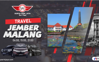 Travel Jember Malang SAJ
