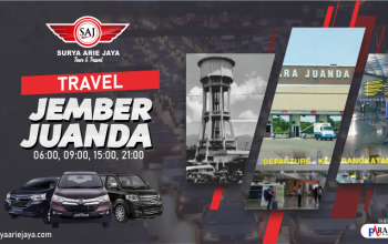 Travel Jember Juanda SAJ