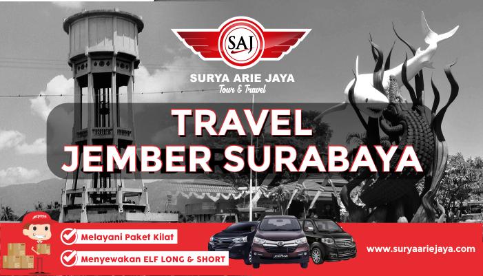 travel jember surabaya murah
