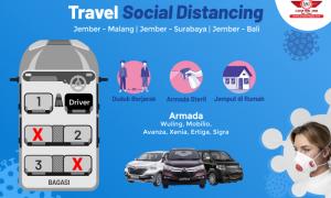 Travel Social Distancing SAJ